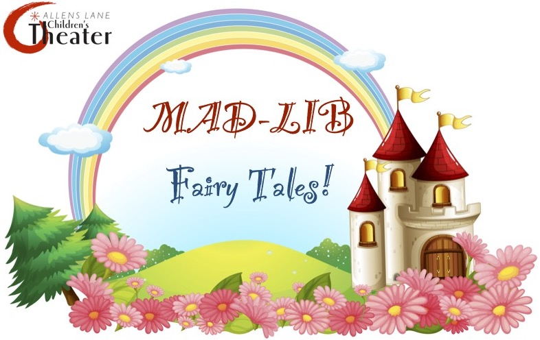 Mad Lib Fairy Tales Cropped 2021